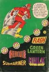 Verso de Hulk (1re Série - Arédit - Flash) -2- Le géant de la nuit