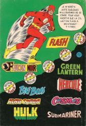 Verso de Hulk (1re Série - Arédit - Flash) -4- Dédoublement