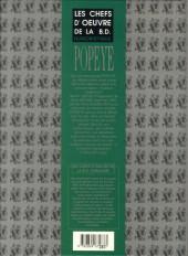 Verso de Popeye (Zaboly) - Popeye