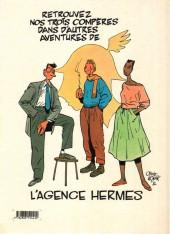 Verso de L'agence Hermès -2- L'œil de Dieu