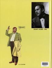 Verso de Blake et Mortimer (France Loisirs) -3- Le Secret de l'Espadon - Tome 3