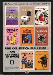 Verso de Les mystères de Paris -2- Tome 2