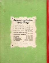 Verso de Blake et Mortimer (Historique) -1a55- Le Secret de l'Espadon - Tome I