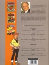 Verso de Chick Bill - L'Intégrale -5- L'Intégrale n°5