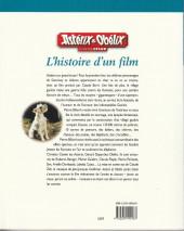 Verso de Astérix (Hors Série) -C05- Astérix et Obélix contre César - L'histoire d'un film
