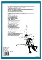 Verso de (Recueil) Spirou (Album du journal) -287- Spirou album du journal