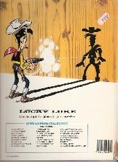 Verso de Lucky Luke -33d85- Le Pied-Tendre