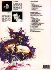 Verso de Comanche -5b1983a- Le Désert sans lumière