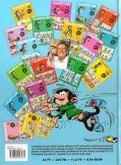 Verso de Gaston (Édition spéciale 40e anniversaire) -7- Édition spéciale 40e anniversaire