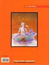 Verso de Le lama blanc -1- Le Lama blanc