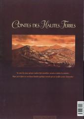 Verso de Contes des hautes terres -2- La Sixième Couronne