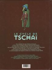 Verso de Le cycle de Tschaï -7- Le Pnume volume I