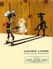 Verso de Lucky Luke -41'- L'héritage de Rantanplan
