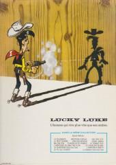 Verso de Lucky Luke -47'- Le magot des Dalton