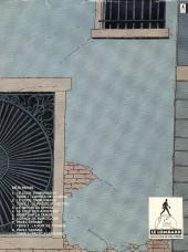 Verso de Victor Sackville -6Fina- L'Otage de Barcelone