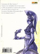 Verso de Saint Seiya Épisode G -8- Tome 8