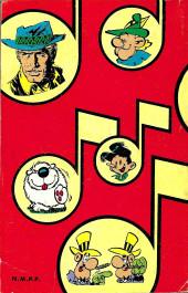 Verso de (Recueil) Tintin (Sélection) -7- Rien que des aventures complètes et inédites
