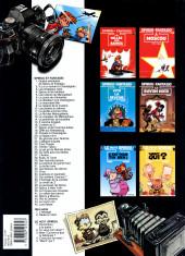 Verso de Spirou et Fantasio -9ES1996- Le Repaire de la murène
