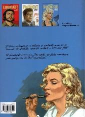 Verso de Rebelles -3- Shooting Star - Marilyn Monroe