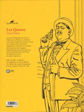 Verso de Agatha Christie (Emmanuel Proust Éditions) -13- Les Quatre