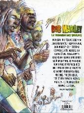 Verso de Bob Marley -1- La légende des Wailers