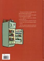 Verso de Les colocataires -2- Gueules de bois