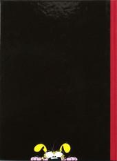 Verso de Marsupilami -12TT- Trafic à Jollywood
