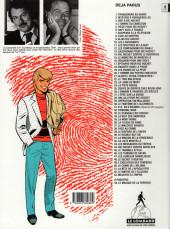 Verso de Ric Hochet -9d1994- Alias Ric Hochet