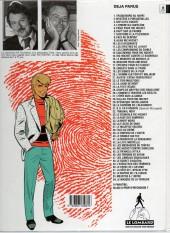 Verso de Ric Hochet -10d1994- Les 5 revenants