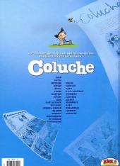 Verso de Coluche (Collectif) - Coluche