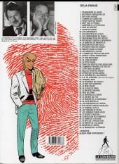 Verso de Ric Hochet -40b1994- Le double qui tue