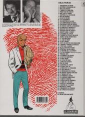 Verso de Ric Hochet -47b1997- Les jumeaux diaboliques