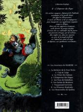 Verso de Marine (Corteggiani/Tranchand) -4a- L'empereur des singes
