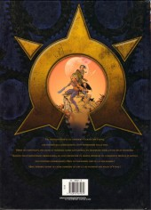 Verso de Les naufragés d'Ythaq -3- Le soupir des étoiles