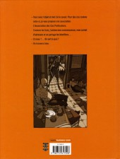 Verso de L'association des cas particuliers -1- Sapiens