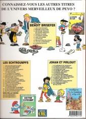 Verso de Benoît Brisefer -2Or- Madame Adolphine