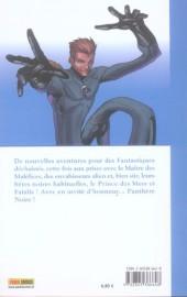 Verso de Fantastic Four (Marvel Kids) -2- Le retour de Fatalis
