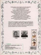 Verso de Le guide -3- Le guide du self-control à l'usage des conducteurs