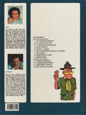 Verso de Clifton -2b1990- Le voleur qui rit
