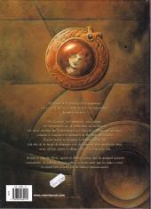 Verso de Les contes de Mortepierre -2- La Nuit des chauves-souris