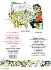 Verso de Iznogoud -18- Le complice d'Iznogoud