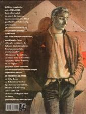 Verso de L'incal - Une aventure de John Difool -HS- Les Mystères de l'Incal