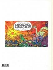 Verso de Nabuchodinosaure -1- Prélude à l'apeupréhistoire...