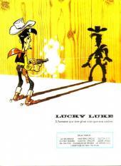 Verso de Lucky Luke -34d74- Dalton City