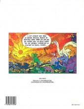 Verso de Nabuchodinosaure -3- Du rififi chez les sauriens