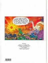 Verso de Nabuchodinosaure -6- Paléolithic sinfonia