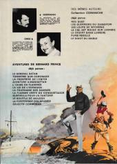 Verso de Bernard Prince -13'- Le port des fous