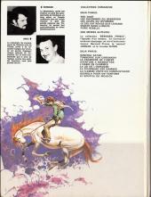 Verso de Comanche -1b1976'- Red Dust