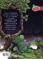 Verso de Nabuchodinosaure -10- L'odyssée de l'espèce