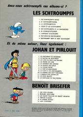 Verso de Johan et Pirlouit -12b1975- Le pays maudit
